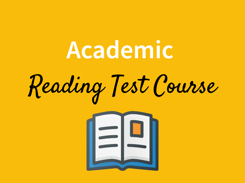 IELTS Academic Reading Test Course