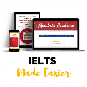 IELTS Made Easier online courses