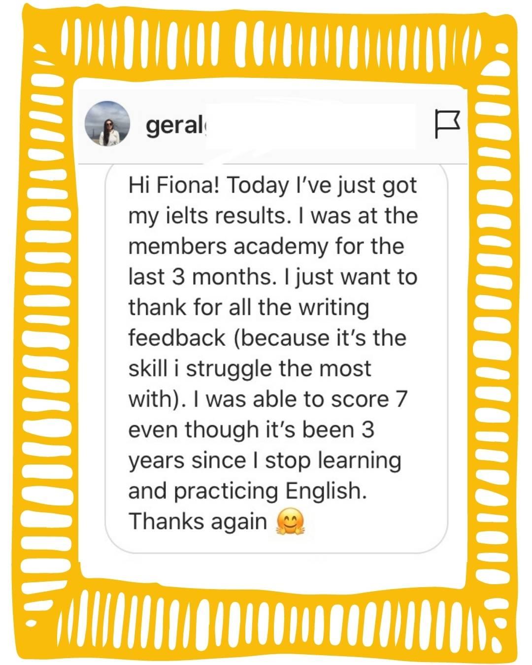 IELTS Members Academy Review Gabriel
